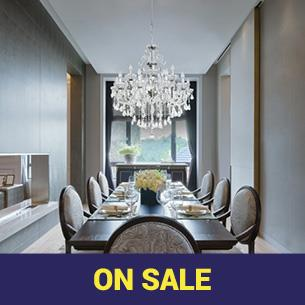 View products in the Chandeliers range