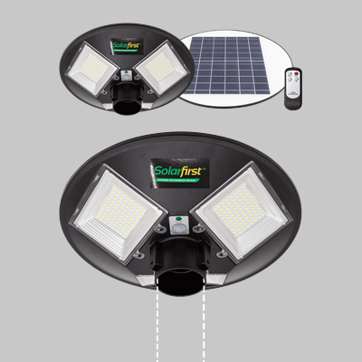 SOLAR UFO POST TOP product image