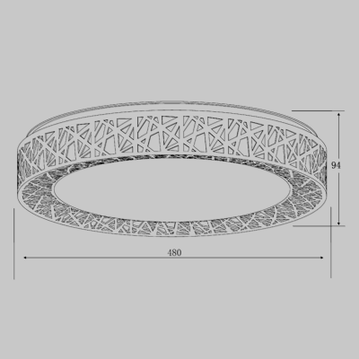 LUZON Ceiling Fitting product image