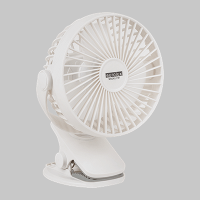 RECHARGEABLE CLAMP FAN product image