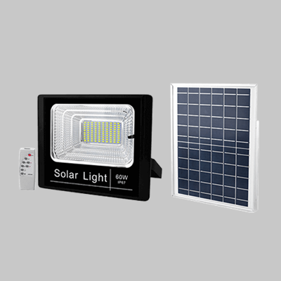 SOLAR 60W LED FLOOD