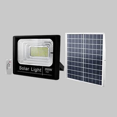 SOLAR 200W LED FLOOD