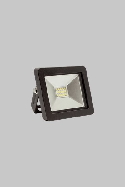 LED FLOODLIGHT 10W BLACK product image