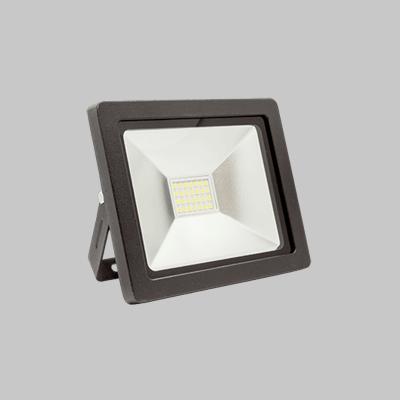 LED FLOODLIGHT 20W BLACK product image