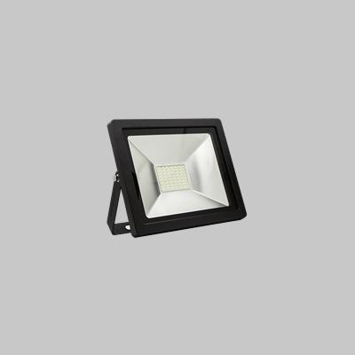 LED FLOODLIGHT 30W BLACK