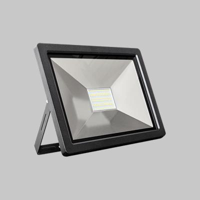 LED FLOODLIGHT 100W BLACK