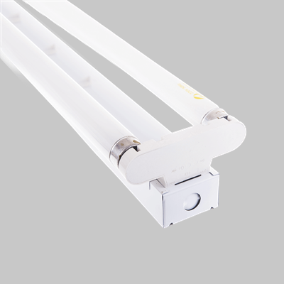 LED LINEAR 2 X 18W OPEN