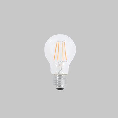 LED A60  FILAMENT  6W WW E27