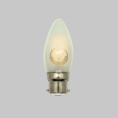 LED CAN 4W BC FR DL