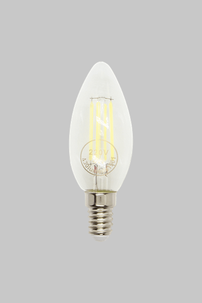 LED FIL CAN CLEAR 4W SES DL product image