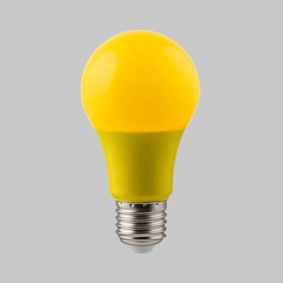LED 7W ES YELLOW