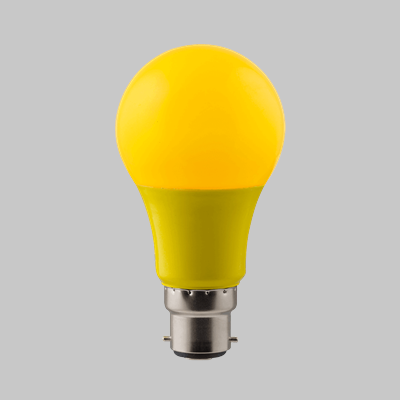 LED 7W BC YELLOW