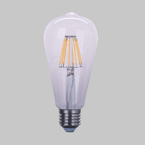 LED DIM FIL ST64 CLEAR 8W ES DL is a recommended product for FANAWAY VINTAGE
