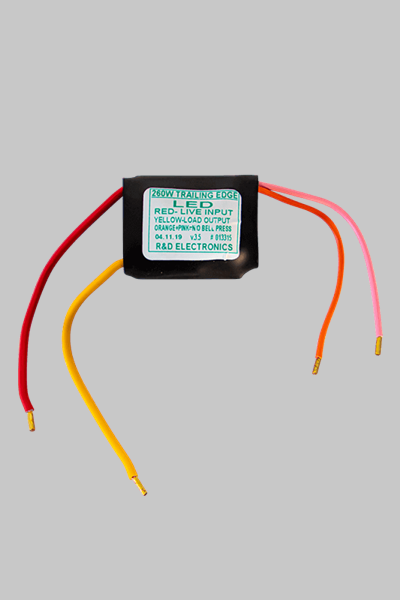 R& D DIMMER 260W PBTR DR166W product image