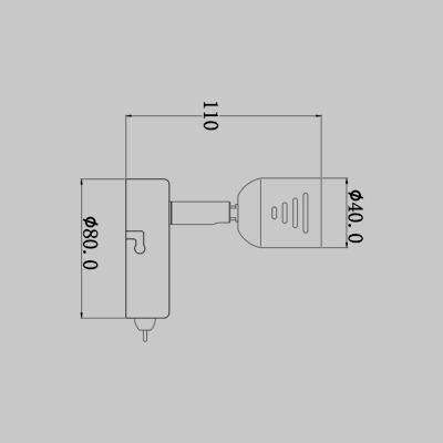 SAMOS 1LT Spot Light product image