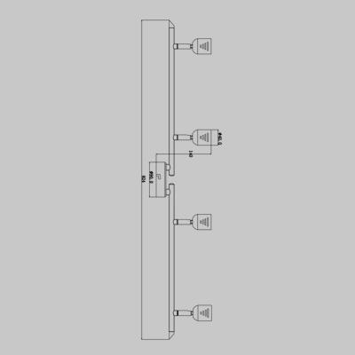 SAMOS 4LT Spot Light product image