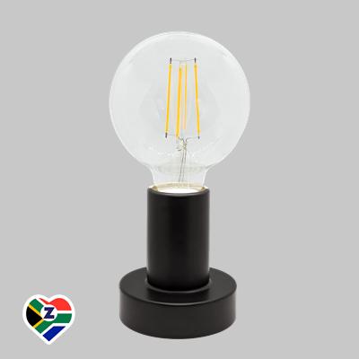ZEE TABLE LAMP BL
