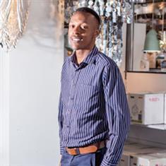 Gift Nkosi at Zebbies Alberton