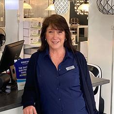 Heather Finlayson at Zebbies Pietermaritzburg